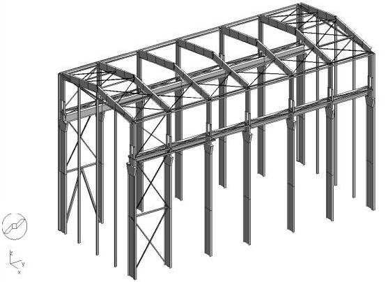 steel construction - PRS